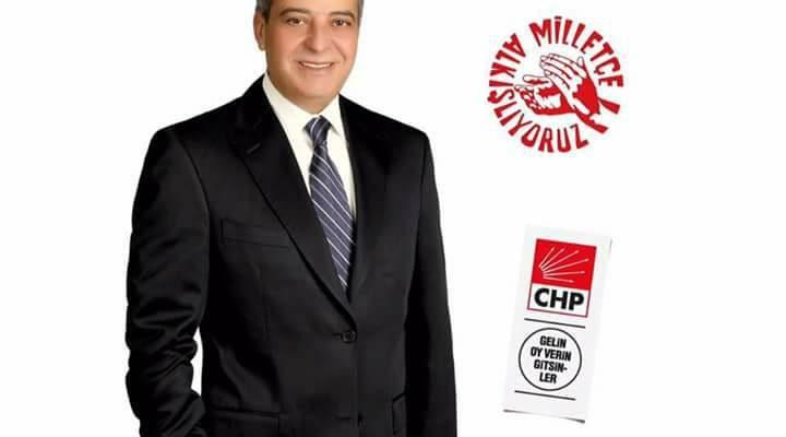 """Ali Sayın,"""" CHP'nin neferiyim. Ve Aday adayıyım"""""""