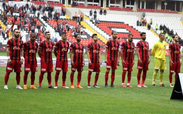 Gazişehir, Yenilmesine Rağmen Play-Off U Garantiledi