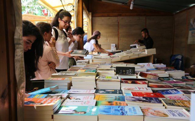 Kitap Fuarı nı İki Günde 35 Bin Kişi Ziyaret Etti