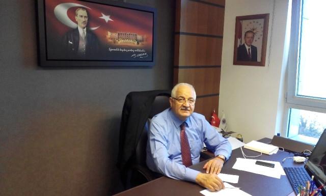 Milletvekili Erdoğan dan 1 Mayıs Mesajı