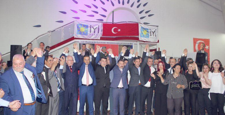 İYİ Parti Aday Adaylarını Tanıttı