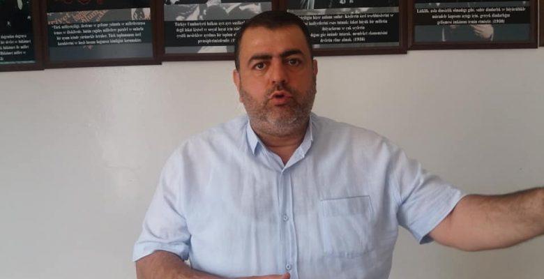 """Sucu""""Halkımızdan Birlikte CHP'yi İktidar Yapacağız"""""""