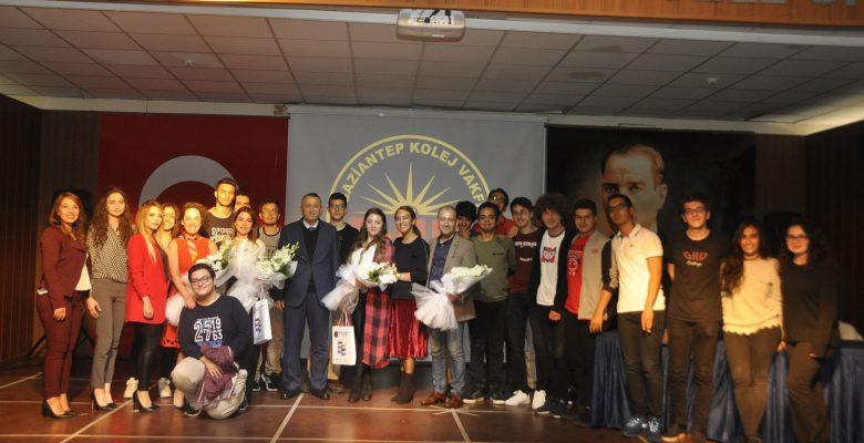 Gaziantep Kolej VakfıKariyer Günleri Büyük İlgi Görüyor