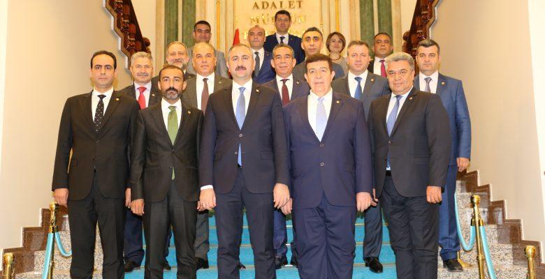 GTO üyeleri Başkente çıkarma yaptı