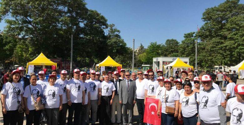 CHP Şahinbey töreni şenlendirdi
