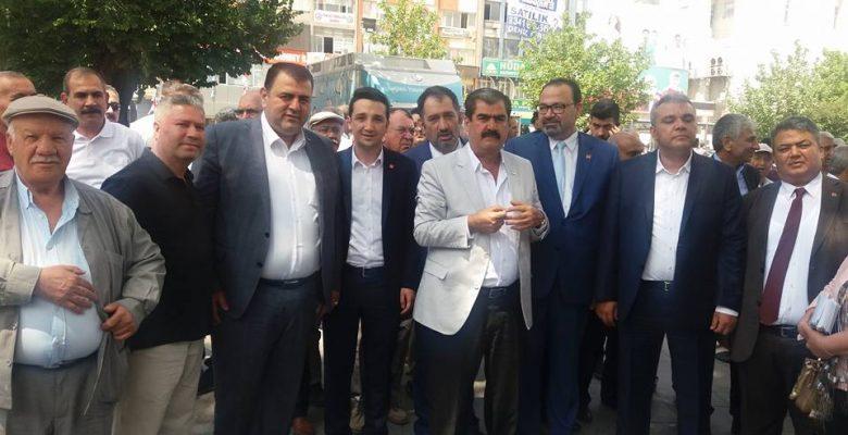 CHP'den Esnaf Gezisi
