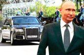 Putin'in Füzeye Dahi Dayanabilen Limuzini