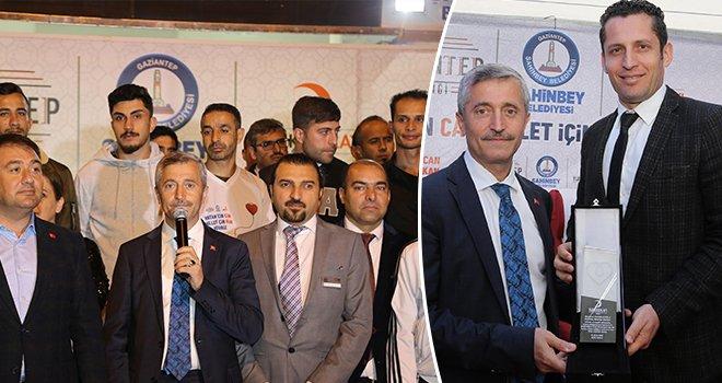 Şahinbey Belediyesi'nden bir rekor daha
