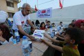 ŞAHİNBEY BELEDİYESİ'NİN İFTAR SOFRASI GAZZE'DE