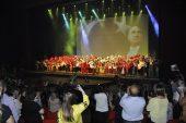 GKV'liler Dansın RenkleriyleAnadoluyusahneye taşıdı