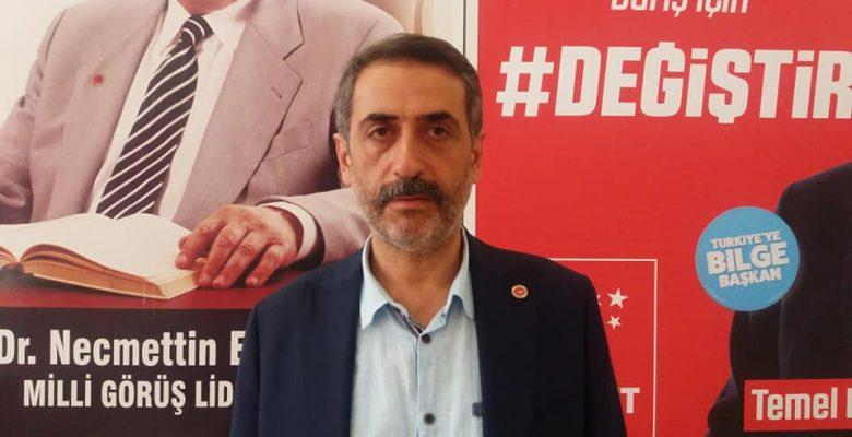 """Ahmet Faruk Ünsal""""Saadet Partisi Güçleniyor"""""""