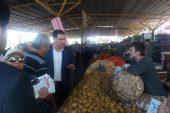 YILMAZ:Pazarcılar da Müşteriler de TAMAM DİYECEK