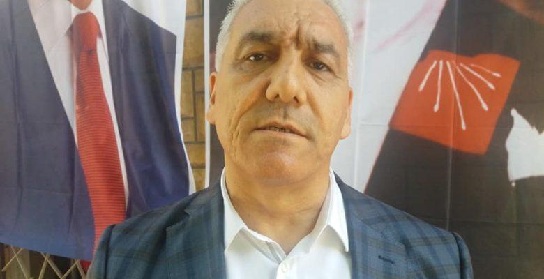 Mehmet Şeker:Vatandaş Değişim İstiyor