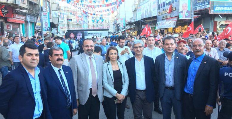 Yılmazkaya : Teşekkürler Gaziantep