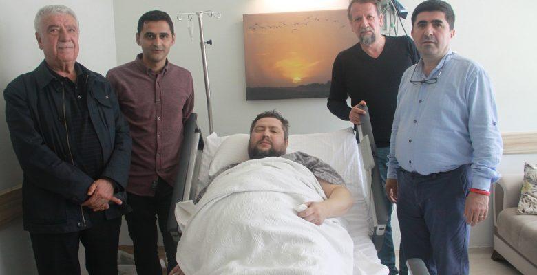Diyabet ameliyatı öncesi mide balonu