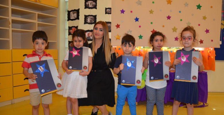 Gaziantep Kolej Vakfı'nda karne heyecanı