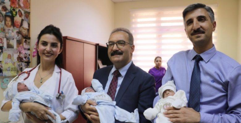 GAÜNDE beşiz bebek Sevinci