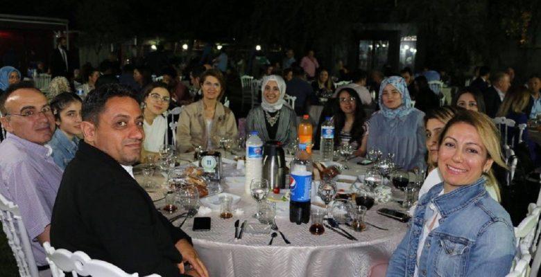 """İMO Gaziantep Şube Başkanı Çeliktürk'ten""""Mesleki Dayanışmayı Çok Önemsiyoruz"""""""