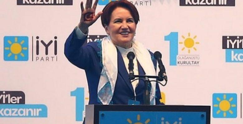 İyi Parti, Akşener'in oy oranını açıkladı
