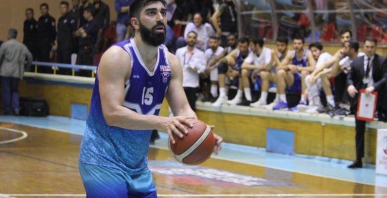 Gaziantep Basketbol'a Çankaya İmzası