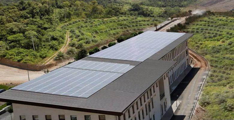 HKÜ Tüm Elektrik İhtiyacını Güneşten Karşılıyor