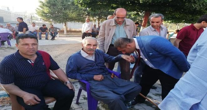 Taşdoğan'dan teşekkür ziyaretleri