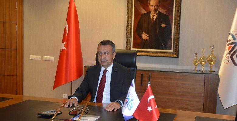 GAİB Koordinatör Başkanı Kileci'den Zafer Bayramı kutlaması