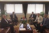 OSB yönetimi Ankara'da