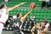 Basketbolcular berabere kaldı:82-82
