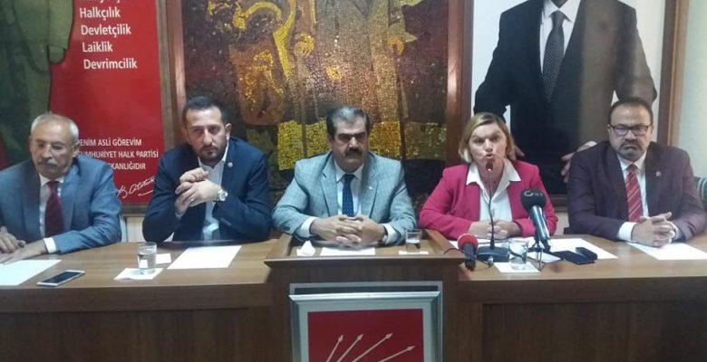 CHP 'Ekonomi masası' heyeti Gaziantep'te