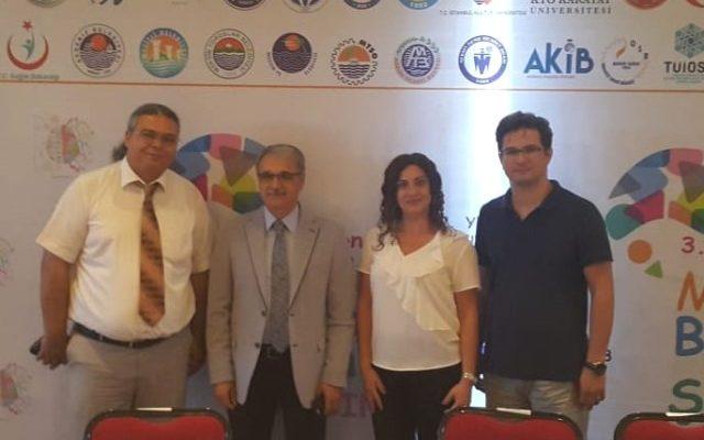 Gaziantep Üniversitesi Merscın Projesi'nde