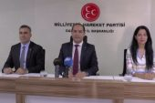 MHP İl Başkanından kağıt zammı açıklaması