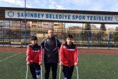 Şahinbey'in genç milli takım gururu