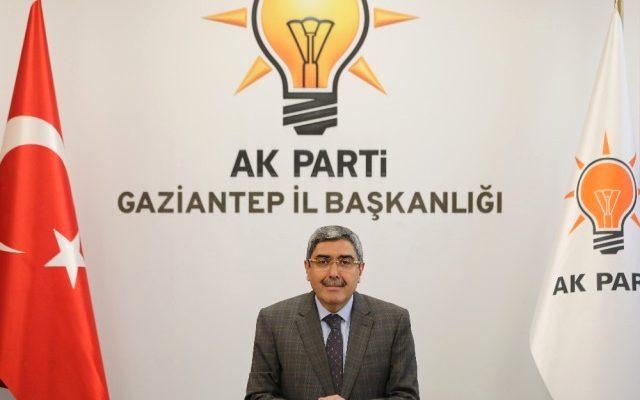 AK Parti Gaziantep İl Başkanlığı ndan 29 Ekim Mesajı