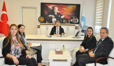 Bakanlıktan Gaziantep Üniversitesine Tam Destek