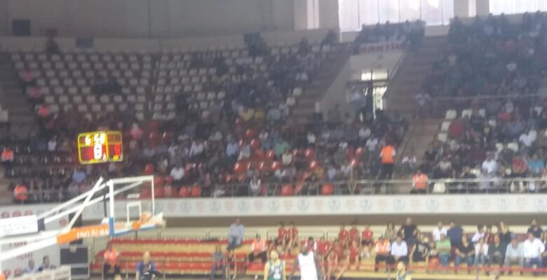 Gaziantep Basketbol Umut Dolu:73-69