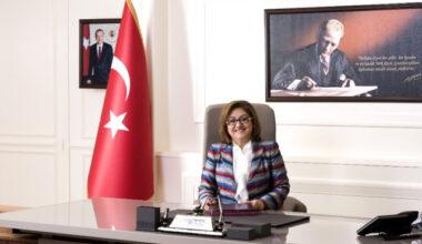 Fatma Şahin den 29 Ekim Cumhuriyet Bayramı Mesajı