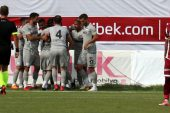 Gazişehir Coştu: 5-0