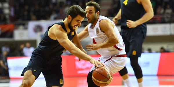 Fenerbahçe engelini aşamadık: 67-55