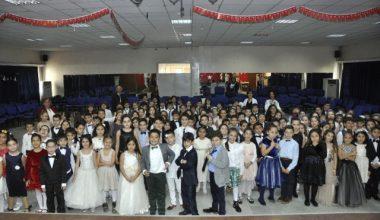 Gaziantep Kolej Vakfı İlkokulu nda Cumhuriyet Coşkusu