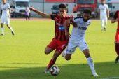 Gaziantepspor'a yazık oldu : 5-1