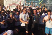 Rumkale'de yarışlar nefes kesti
