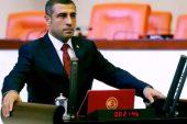 Taşdoğan Ölüm Yolunu Meclise Taşıdı
