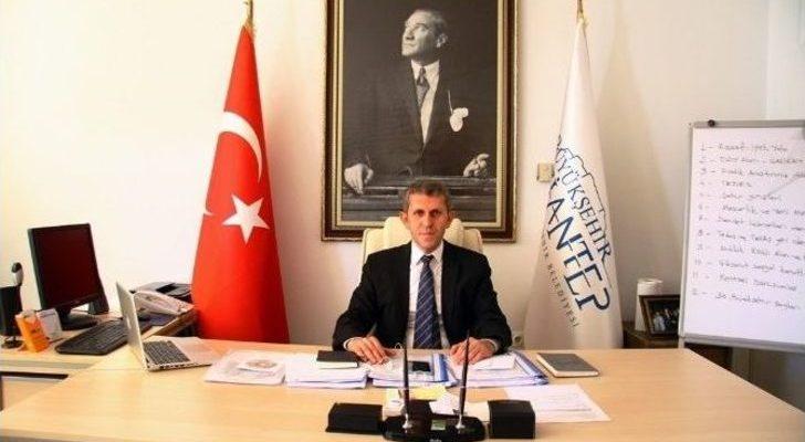 Büyükşehir Belediyesi'ne Yeni Genel Sekreter