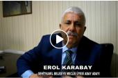 """Karabay,""""Belediyecilikte bilgi ve birikimim var"""""""