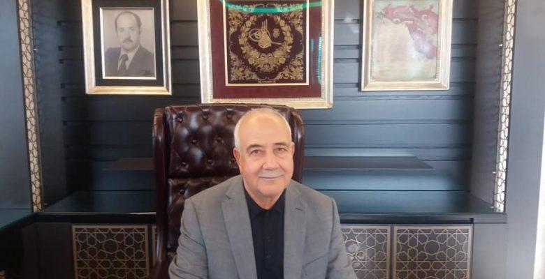 """Ahmet İnal,"""" Karkamış'a teşekkür ederim"""""""