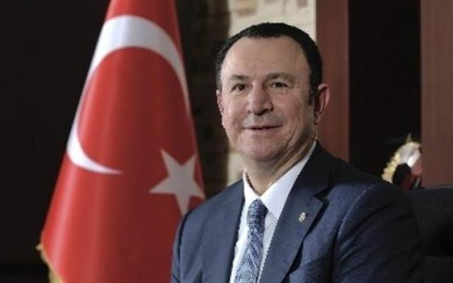 OSB'de Yeni Başkan Topçuoğlu