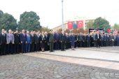Gaziantep te 10 Kasım Atatürk ü Ama Törenine Asker Damgası