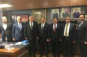 MHP Gaziantep'ten Ankara turu