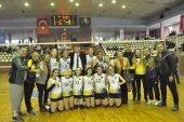 GKV'li Şampiyonlara Ödül